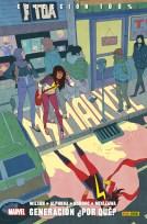100% Marvel. Ms. Marvel 2 (Panini)