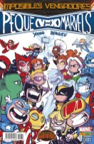 Imposibles Vengadores 31 (Panini)