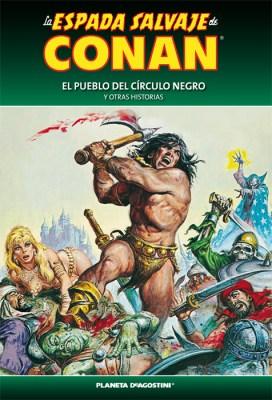 La espada salvaje de Conan 6 (Planeta)