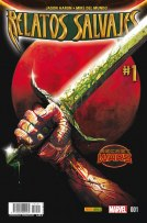 Secret Wars: Relatos Salvajes 1 (Panini)
