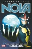 100% Marvel. Nova 5 (Panini)