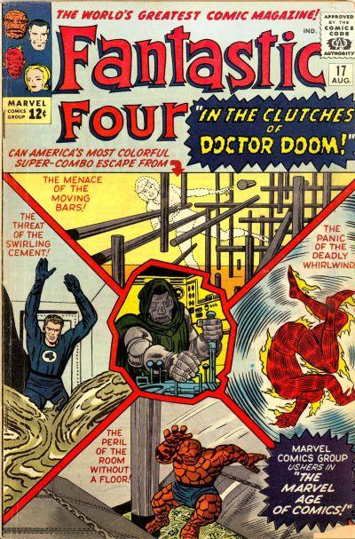 Fantastic Four 17
