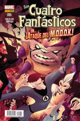 Los 4 Fantásticos v7, 95 (Panini)