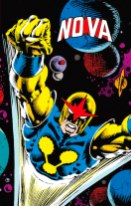 Marvel Limited Edition. Nova (Panini)
