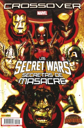 Secret Wars: Crossover 1 (Panini)