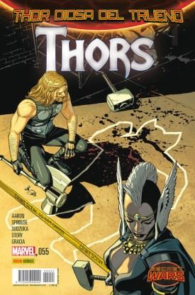Thor: Diosa del Trueno 55 (Panini)