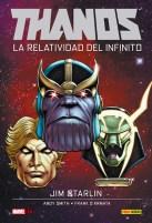 OGN. Thanos: La Relatividad del Infinito (Panini)