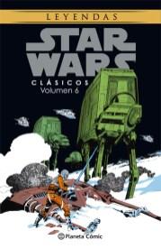 Star Wars Clásicos 6 (Planeta)