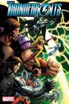 Thunderbolts #1 - Portada alternativa