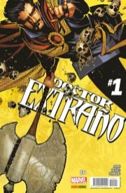 Doctor Extraño 1 (Panini)