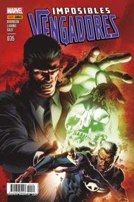 Imposibles Vengadores 35 (Panini)
