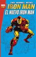 Marvel Gold. Iron Man: El Nuevo Iron Man (Panini)