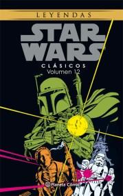 Star Wars Clásicos 12 (Planeta)