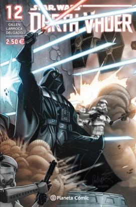 Star Wars Darth Vader 12 (Planeta)