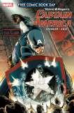 Portada de FCBD Captain America