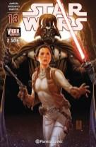 Star Wars 13 (Vader Derribado 3 de 6) (Planeta)