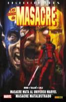 100% Marvel. Las Minis de Masacre 2 (Panini)