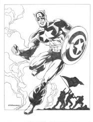 Ilustración para Civil War II #7