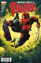 Imposibles Vengadores 38 (Panini)