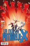 La Nueva Patrulla-X 37 (Panini)
