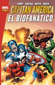 Marvel Gold. Capitán América: El Biofanático (Panini)