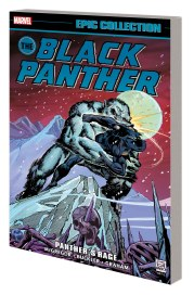BLACK PANTHER EPIC COLLECTION: PANTHER'S RAGE TPB