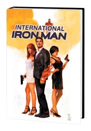 INTERNATIONAL IRON MAN PREMIERE HC