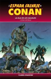 La Espada Salvaje de Conan 43 (Planeta)