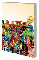 THE MARVEL UNIVERSE ACCORDING TO HEMBECK TPB
