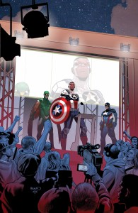 CAPTAIN AMERICA: SAM WILSON #14 - Ths Story So Far