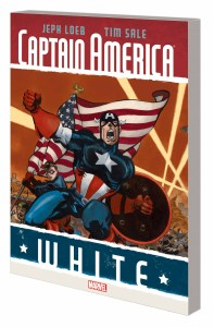 CAPTAIN AMERICA: WHITE TPB