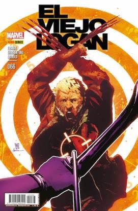 El Viejo Logan 66 (Panini)