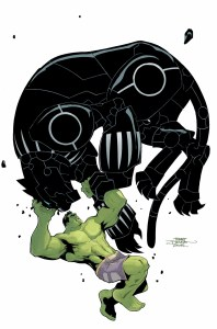 THE TOTALLY AWESOME HULK #12