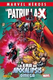 Marvel Héroes 73. La Patrulla-X: La Era de Apocalipsis - Omega (Panini)