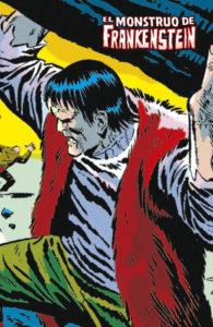 Marvel Limited Edition. El Monstruo de Frankenstein portada
