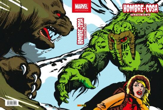 Marvel Limited Edition. Hombre-Cosa: Renacimiento