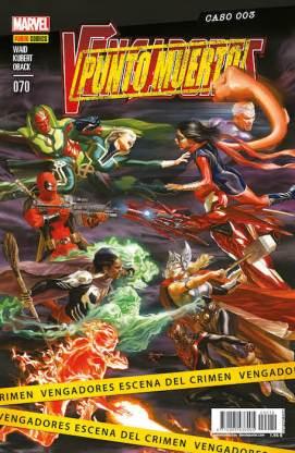 Vengadores 70 (Panini)