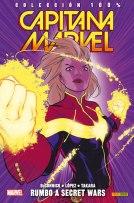 100% Marvel. Capitana Marvel 4 (Panini)