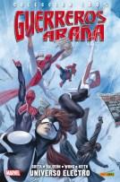 100% Marvel. Guerreros Araña 1 (Panini)