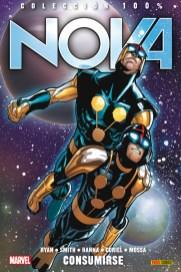 100% Marvel. Nova 6 (Panini)