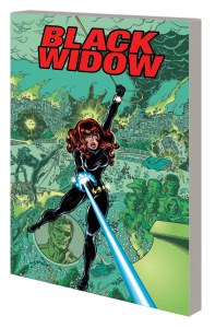 BLACK WIDOW: WEB OF INTRIGUE TPB