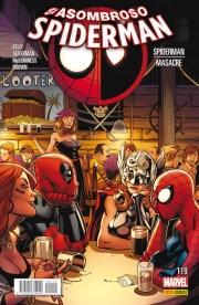 El Asombroso Spiderman 119 (Panini)
