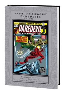 MARVEL MASTERWORKS: DAREDEVIL VOL. 11 HC