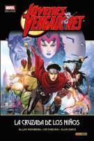 Marvel Deluxe. Jóvenes Vengadores 3 (Panini)