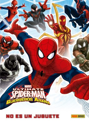 Marvel Kids. Ultimate Spider-Man: Guerreros Araña (Panini)