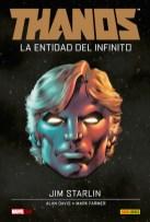 OGN. Thanos: La Entidad del Infinito (Panini)
