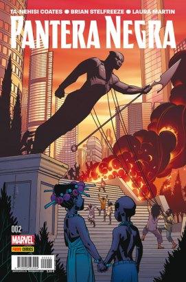 Pantera Negra v2, 2 (Panini)