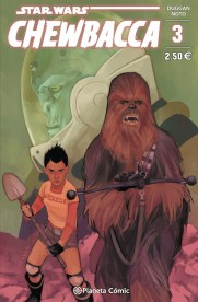 Star Wars Chewbacca 3 (Planeta)
