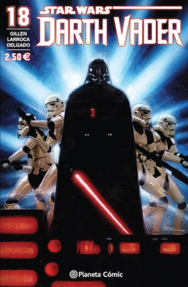 Star Wars Darth Vader 18 (Planeta)