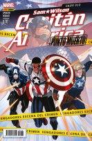 Sam Wilson: Capitán América 70 (Panini)